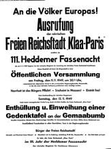 111. Heddemer Fassenacht