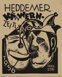 Heddemer Käwwern Zeitung 1936