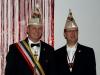 2009 Statthalter Thomas Dresch und Prokurator Friedrich Schlegel