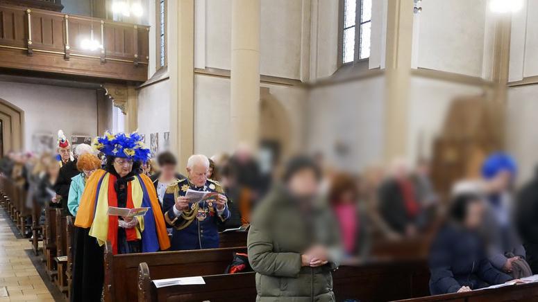 Fastnachtsgottesdienst 2020